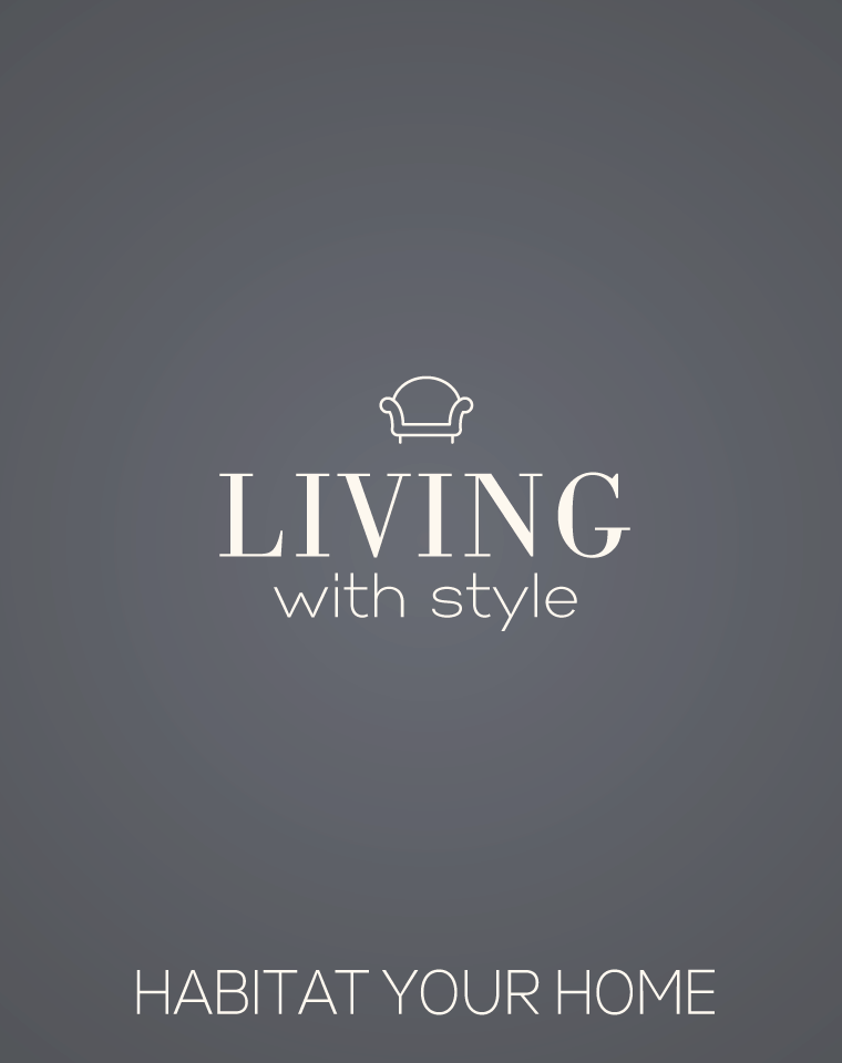 Living with Style - Logo by Yellow Design